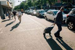 Corona zu Zeiten von Corona – Dritter Streifzug des Fotografen Philipp Czampiel