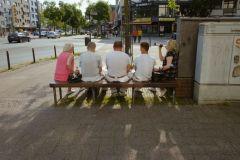Corona zu Zeiten von Corona – fünfter Streifzug des Fotografen Philipp Czampiel