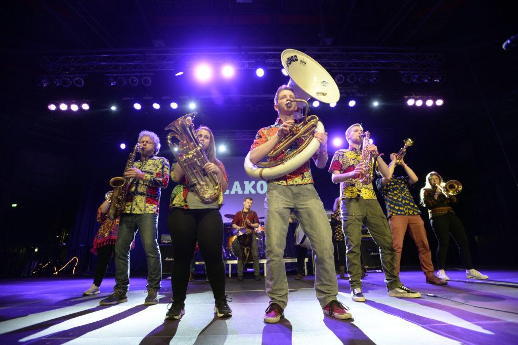 Jugendbrassband featured by Belakongo