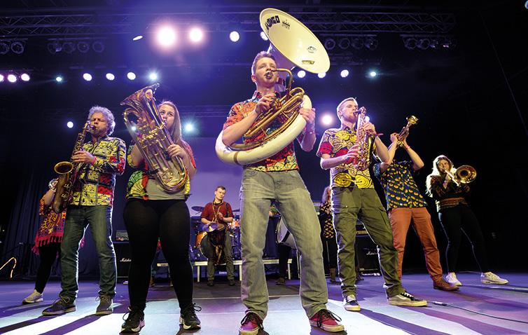 Schnupperworkshop Jugendbrassband am 29.2.2020 Mach mit!