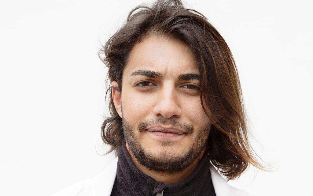 Überlebensstudio: Ibrahim, aus Gölyazi, Türkei