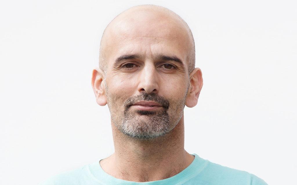 Überlebensstudio: Shaman Ahmad, aus dem Irak