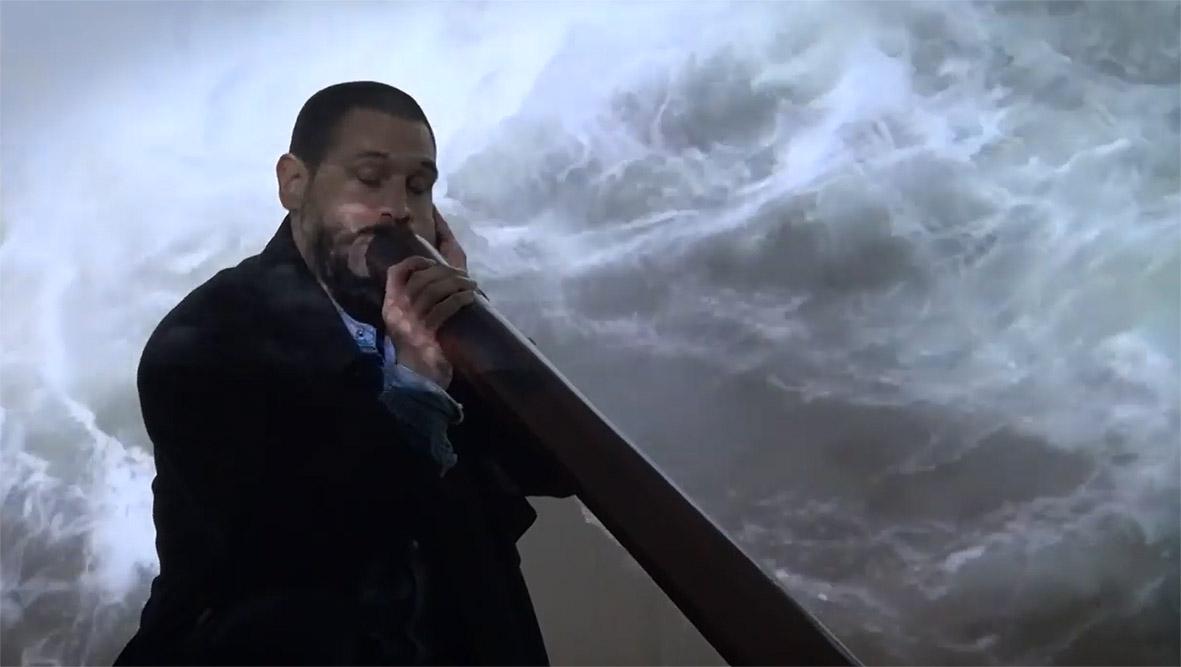 Lebenszeichen III und IV: Artist in Residence DAS WASSER // Video von der Vernissage