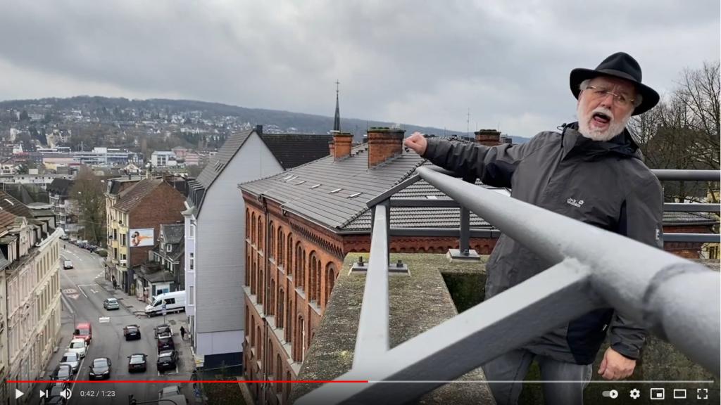 Strassenchor überbrückt den Lockdown: neues Video